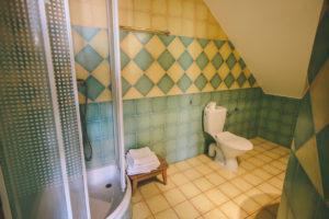 łazienka zodiak motel