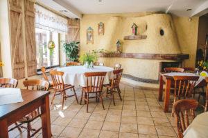 restauracja zodiak s7 zdjęcie wnętrza